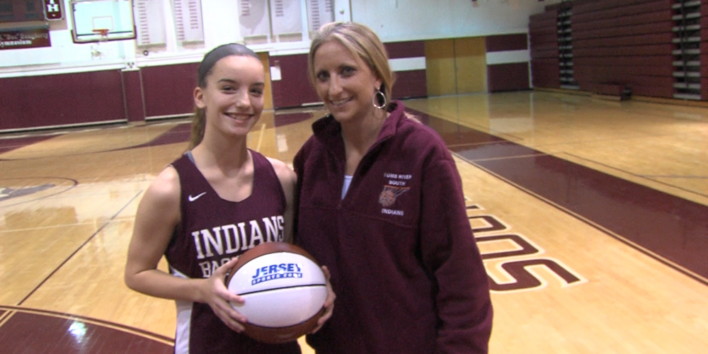 Shore Game Balls begin at TRS and Middletown South