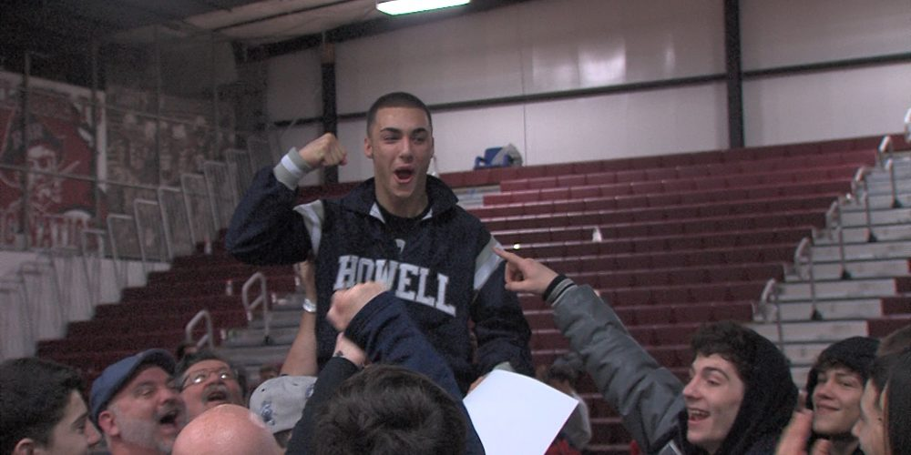 Howell claims four individual titles and team crown at Shore Conference Wrestling
