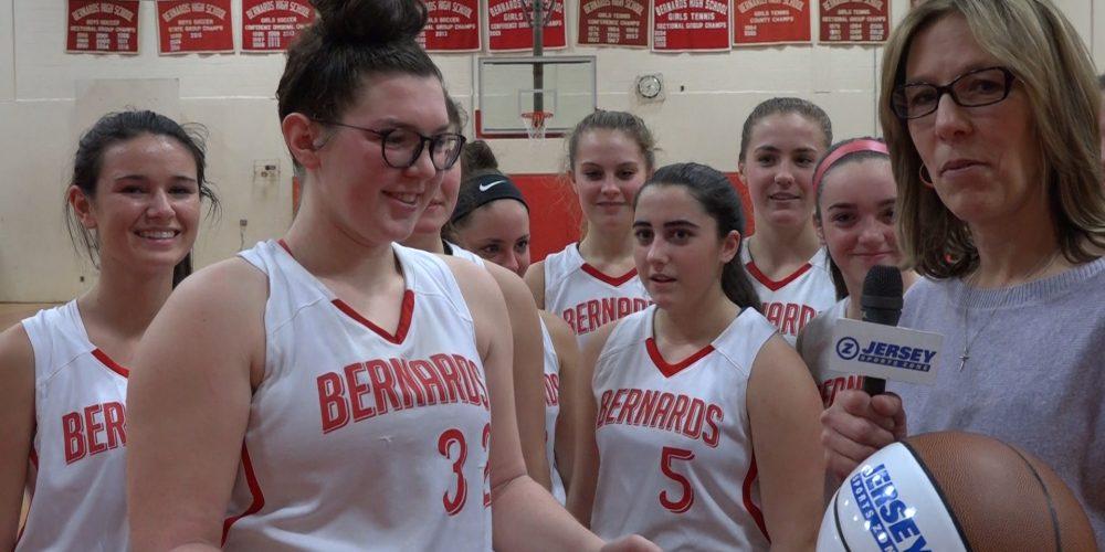 Bernard's Jenna Whelan wins Courtney's Mid-State Game Ball