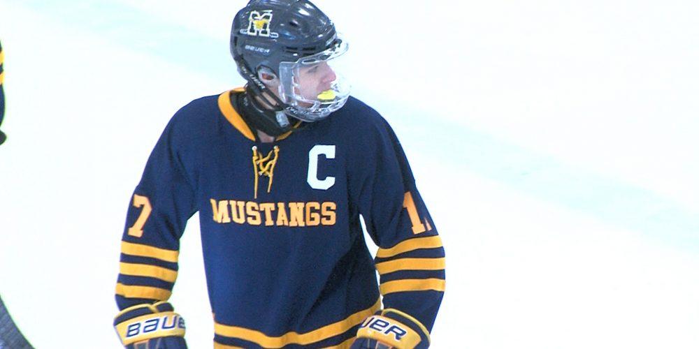 Marlboro remains unbeaten on the ice