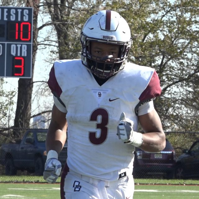 Countdown to Kickoff: Breaking down Don Bosco RB Jalen Berger