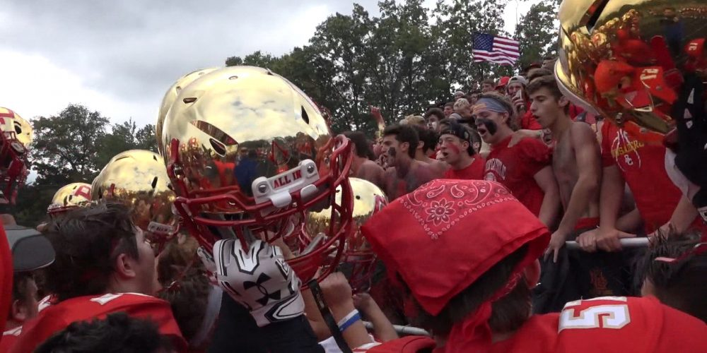 State championship football weekend is set