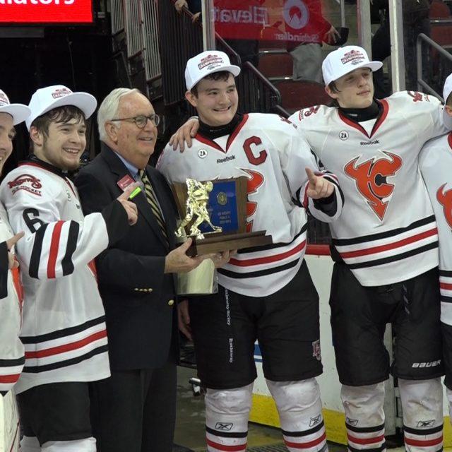 Watch JSZ State Championship Hockey Highlights