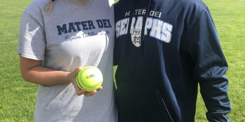 Final April Baseball/Softball Game Ball Nominees Named