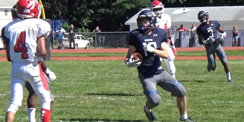 Watch Mater Dei 44 Keyport 14 highlights