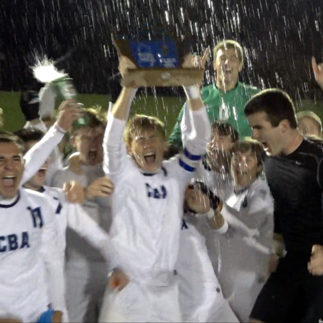 Bellomo and Brennan Lead CBA Past Bishop Eustace for Third Straight Non-Public A South Title! – Watch Highlights