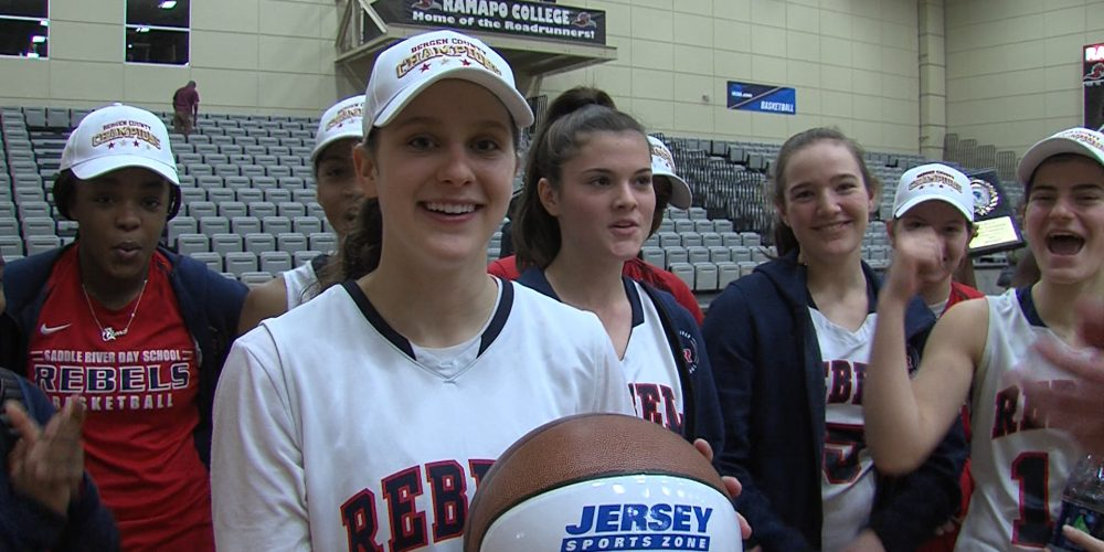 Saddle River Day's Michelle Sidor Wins JSZ North Jersey Game Ball