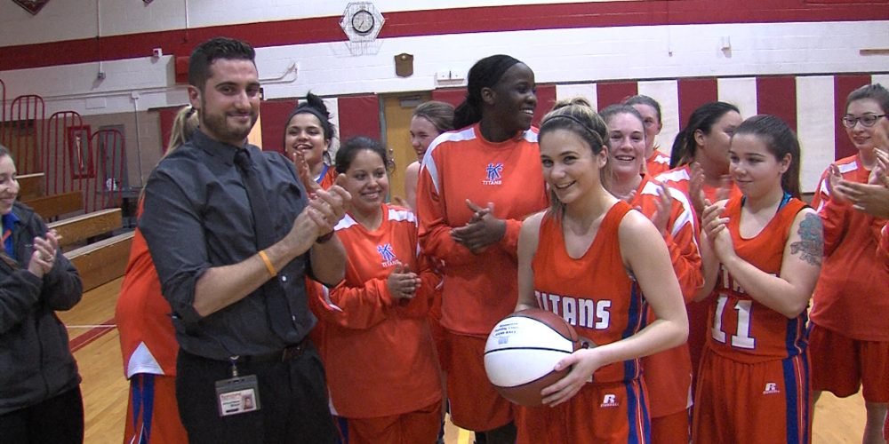 Keansburg's Walters earns Game Ball for 1K