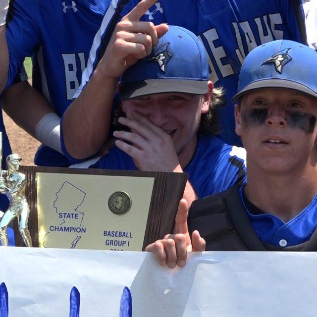 Watch 2018 Baseball State Final Highlights 6.9