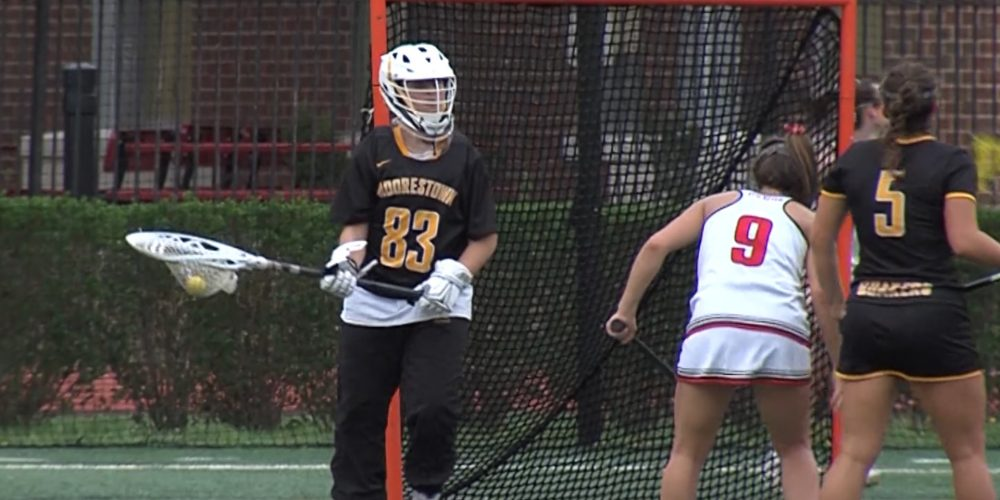 Moorestown lax goalie earns spot in UA All-American game