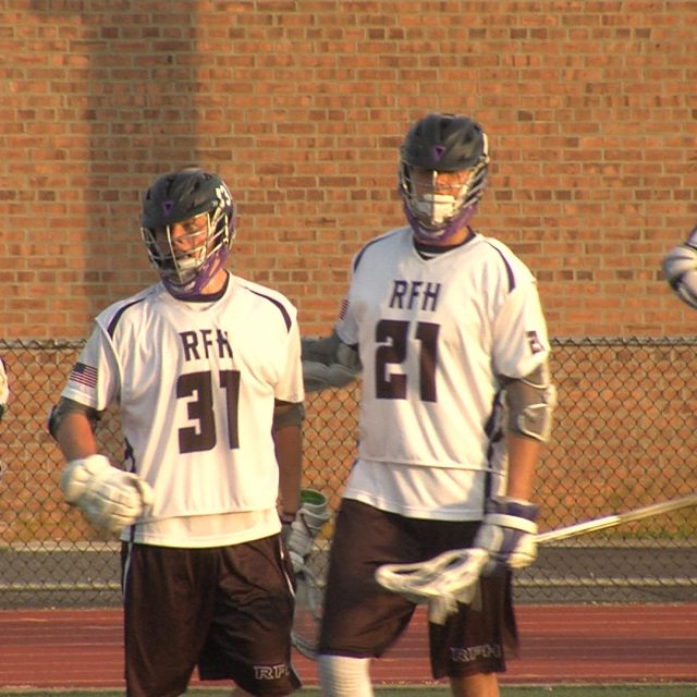 RFH dominates to reach sectional semifinals