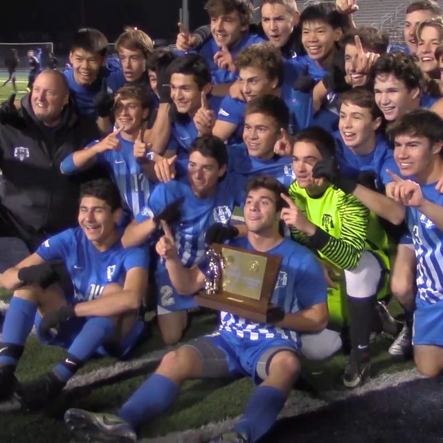 Watch JSZ Boys Soccer State Finals Highlights from 11.17