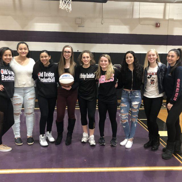 Rachel Kuhl Wins JSZ Central Jersey Game Ball