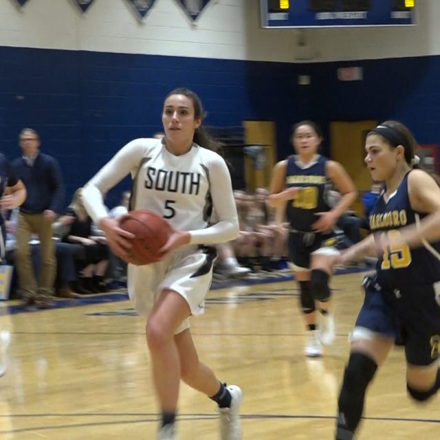 Middletown South Girls Basketball Pushes Ahead In Final Minutes
