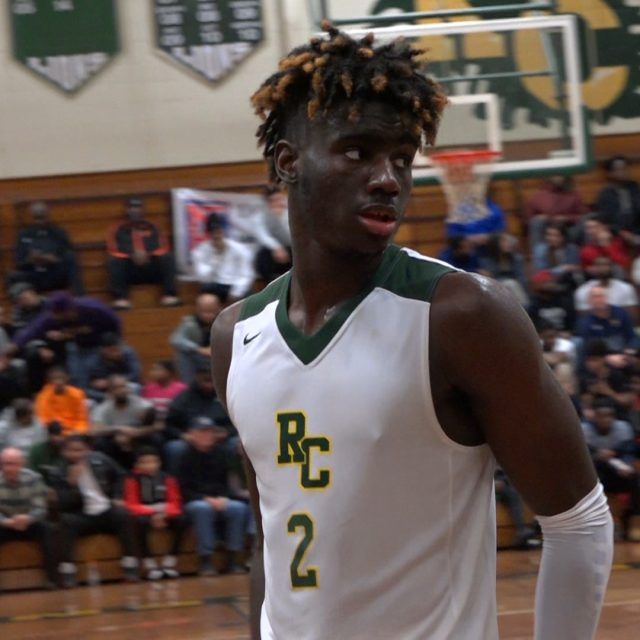 Roselle Catholic holds on to take down Patrick School for second time!
