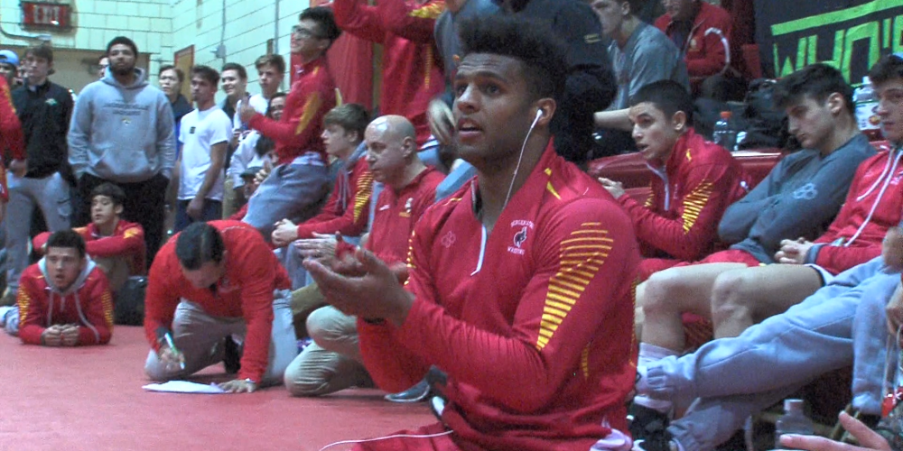 McKenzie's return to the mat helps Bergen Catholic earn #1 national ranking