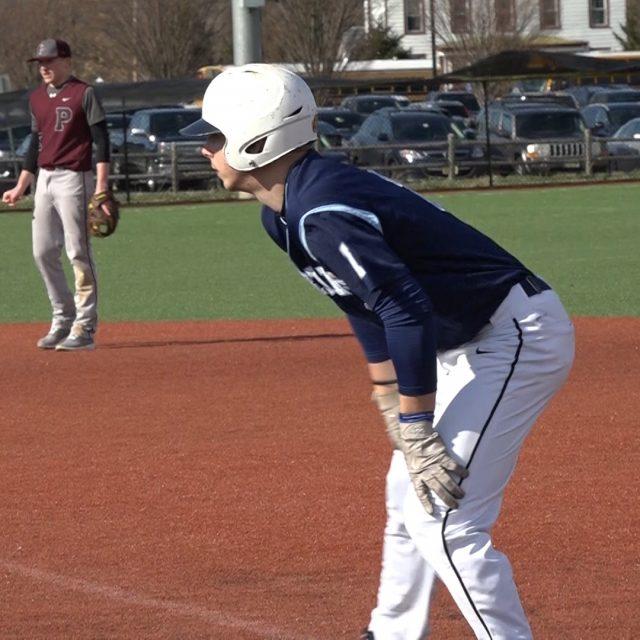 Watch JSZ Baseball Highlights from 4.4