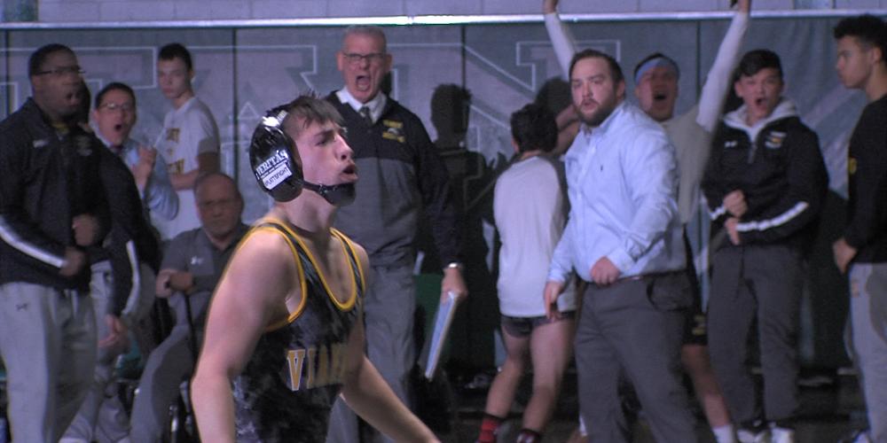 SJV takes huge step towards first ever divisional wrestling title
