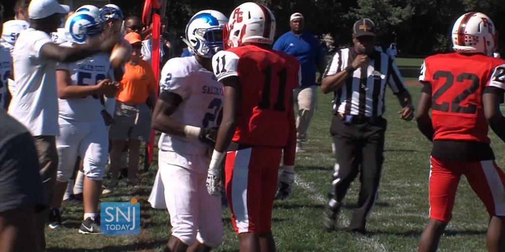 Watch Salem 20 Penns Grove 18 highlights