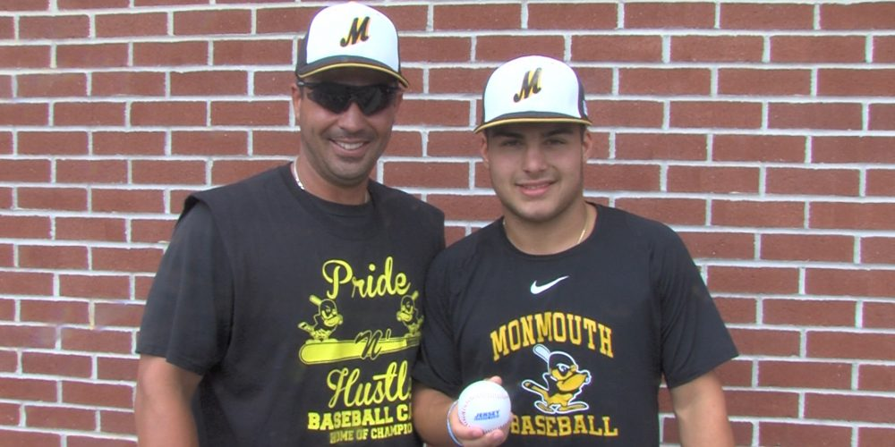 Monmouth's Guarino wins JSZ Web Gem of the Year