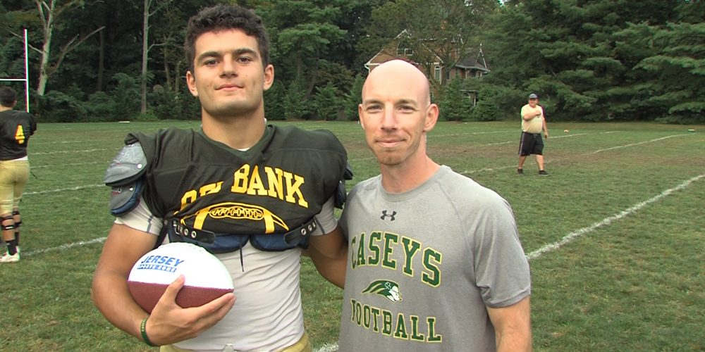 RBC's Zack Bair earns JSZ Week 1 Game Ball from Shore
