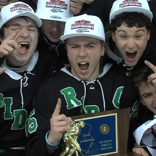 Watch NJSIAA Hockey State Finals