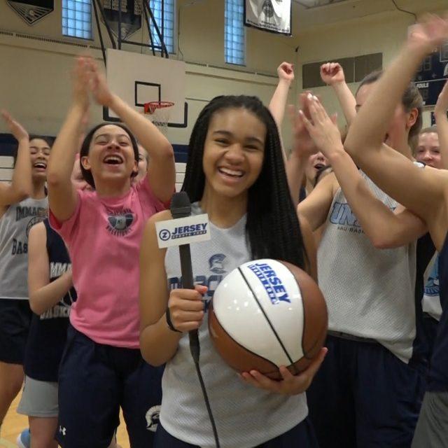 Meet JSZ's two new Mid-State Game Ball winners: Amanda Kix and Naiya Jefferson