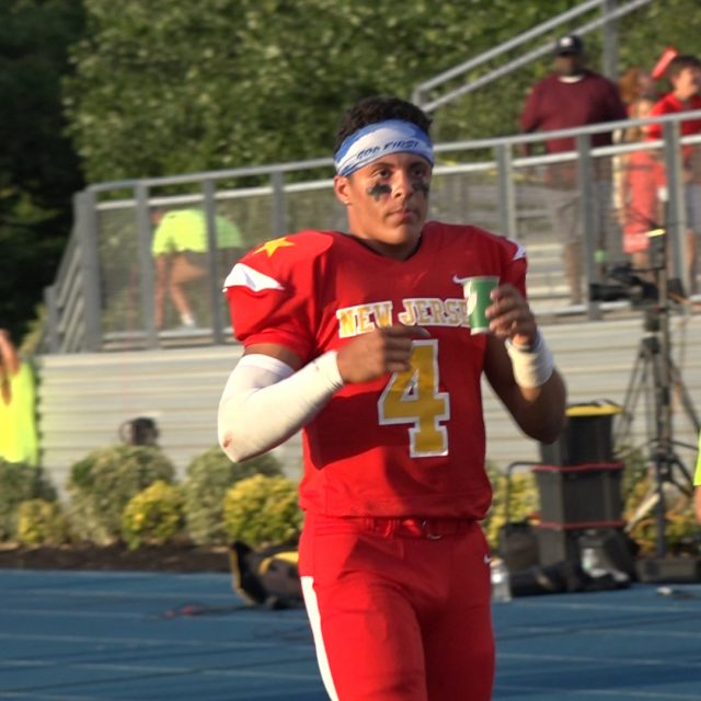 Jersey Sports Zone's All-Zone Team & Game Ball Winners Shine in 2018 Phil Simms All-Star Game