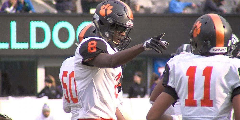 Woodrow Wilson's Stanley King Staying Home, Commits to Rutgers