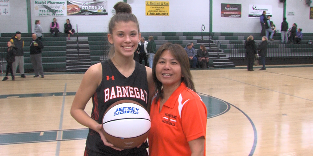 JSZ Game Balls celebrates a pair of 1000 point scorers