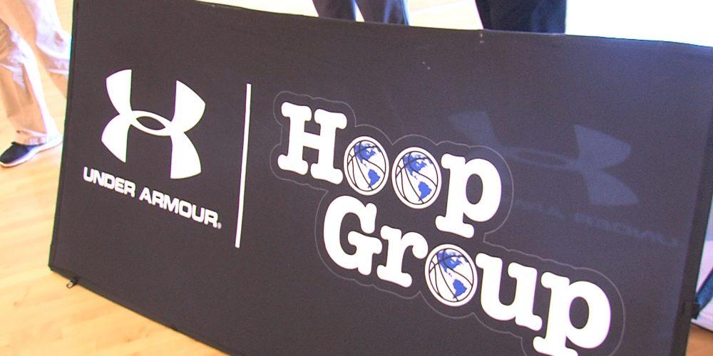 Hoop Group Boardwalk Showcase Scoreboard