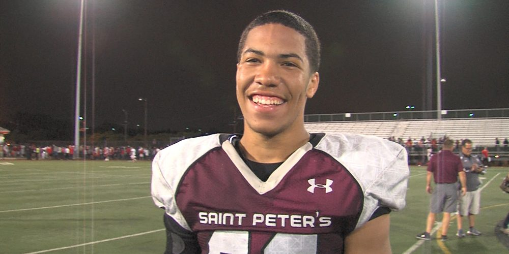 Saint Peter's Prep linebacker commits to Ohio State