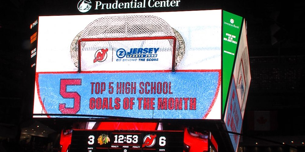 NJ Devils + Damon Severson Honor JSZ's Top December Goals