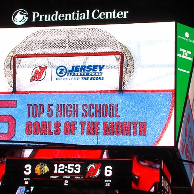 10 great nominees are up for JSZ New Jersey Devils January Goal of the Month!