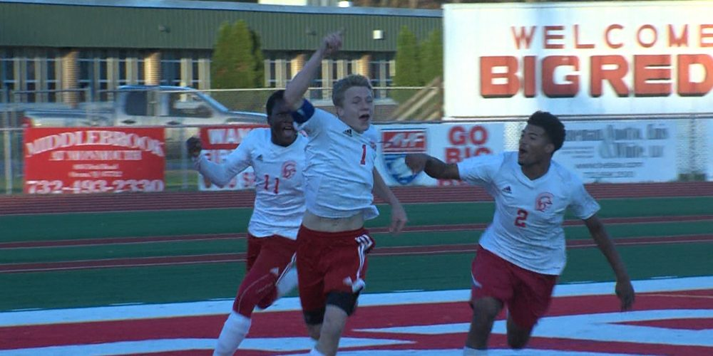 Wells delivers Ocean golden goal and title