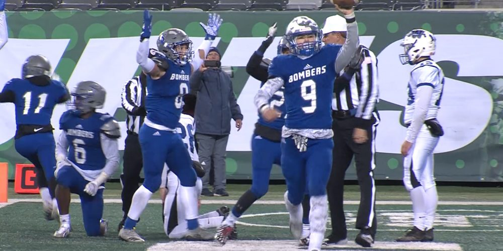Watch JSZ's Friday 11.23 Football Bowl Game Highlights