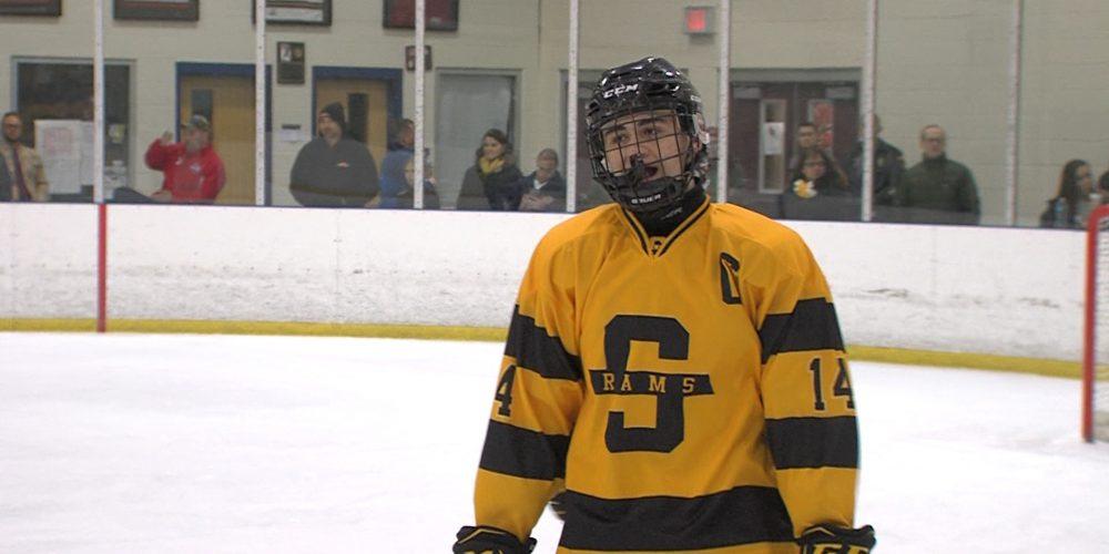 Watch Friday 1.25 JSZ Hockey Highlights