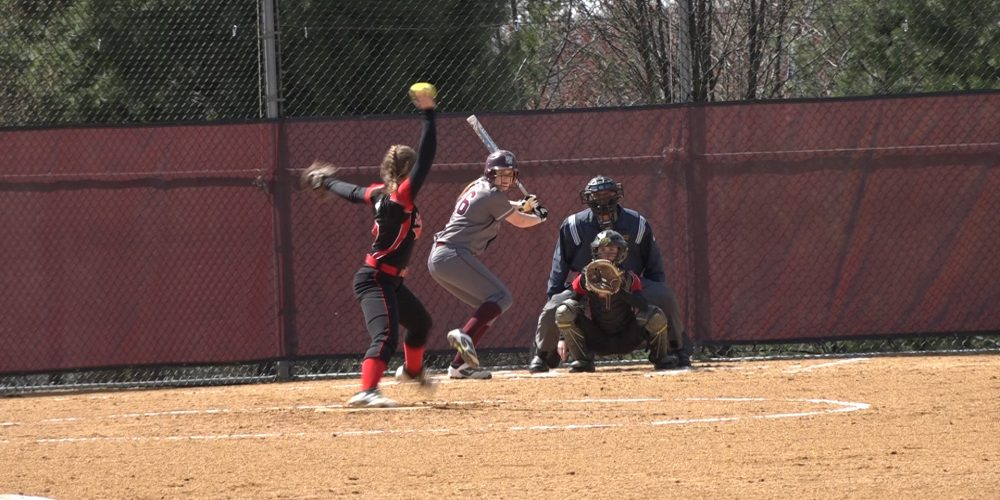 Watch Softball Highlights from 4.21 now!