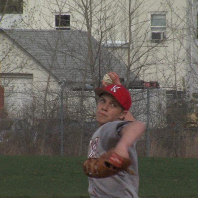 Smith delivers on mound and at plate in Keyport win