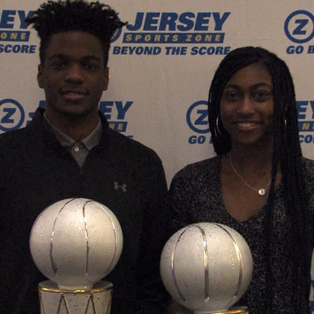 Antoine and Miller take home top honors at 2019 JSZ Hoop Zone Banquet