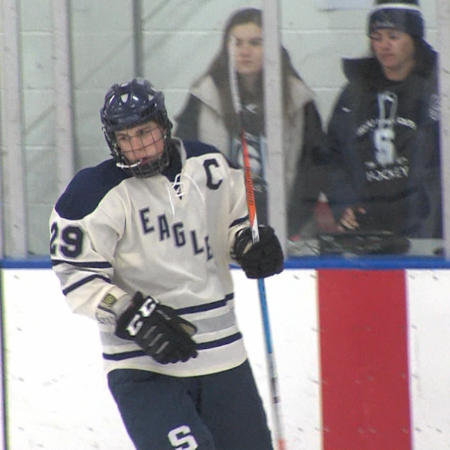 Lioudakis back-to-back goals gives Eagles spot in state quarterfinals