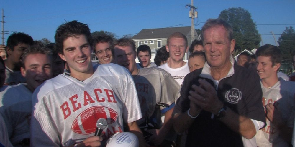 Connor Kells wins Top Performer Game Ball for Week Four