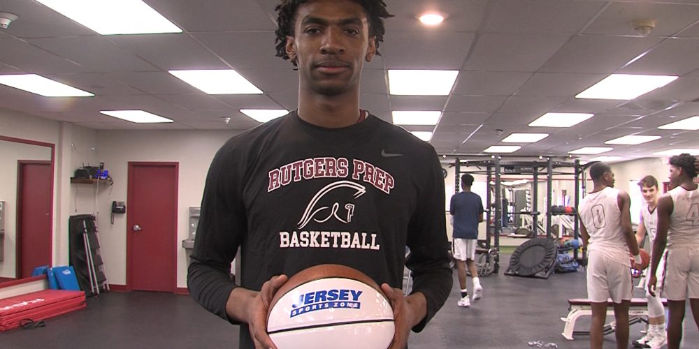 Rutgers Prep's Trey Patterson Wins JSZ North Jersey Game Ball