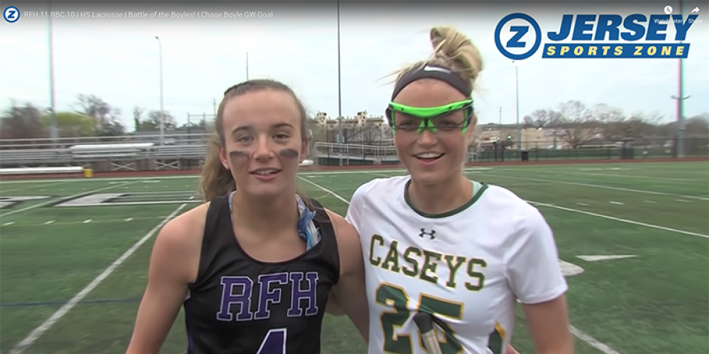JSZ Year in Review: Top Girls Lacrosse Games of 2019
