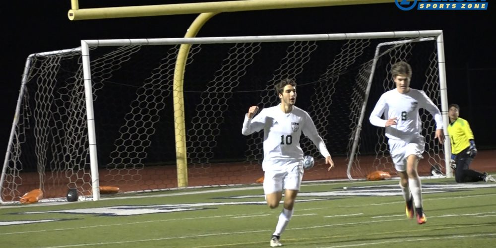 Watch JSZ State Semifinal Soccer Highlights from 11.13