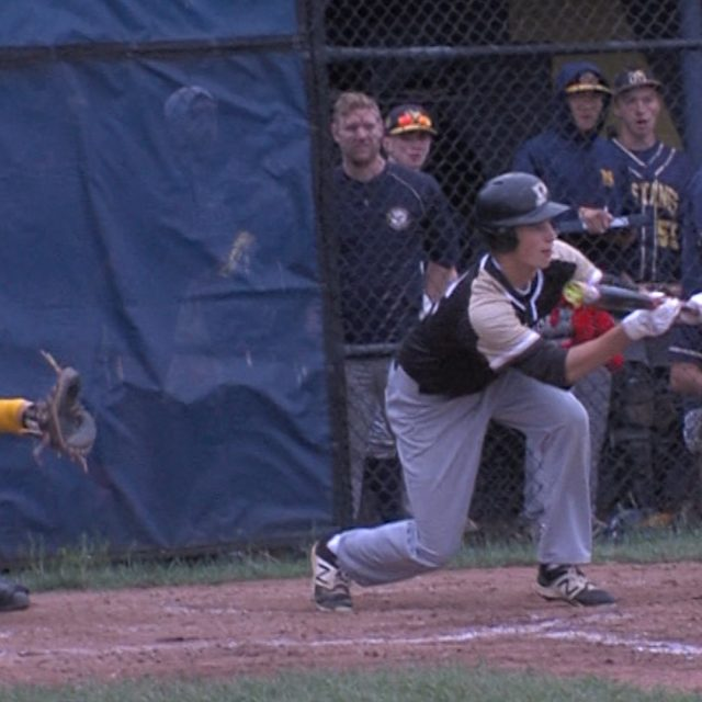 Watch Shore Conference Baseball First Round Highlights