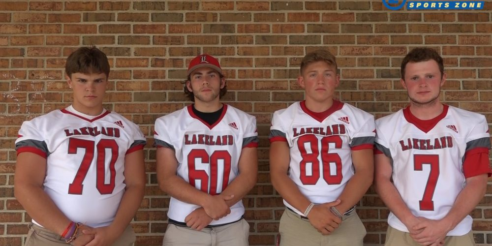 After 8-2 in 2018, Lakeland Is Ready To Attack With Young Team