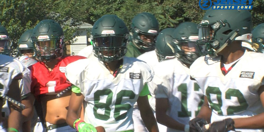 New wave of Long Branch takes on challenge of three-peat