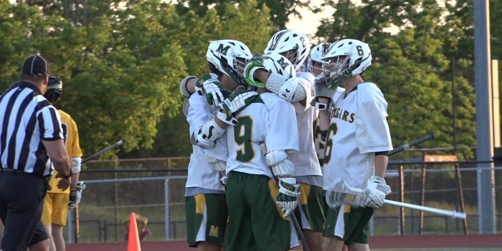 Montgomery Boys Lacrosse Advances to T of C Semifinal!