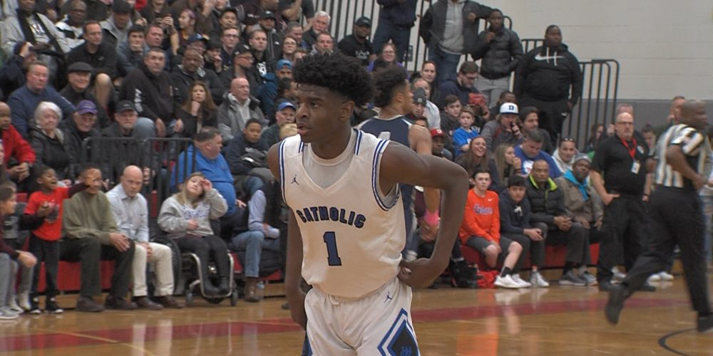 Wildwood Catholic Guard  Commits to Temple Owls